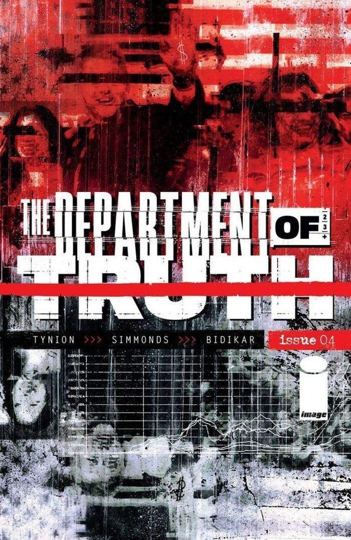 DEPARTMENT OF TRUTH #4 COVER A SIMMONDS
