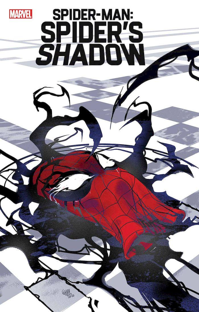 SPIDER-MAN SPIDERS SHADOW #1 (OF 4) FERRY VARIANT - ÖN SİPARİŞ KAPORA ÖDEMESİ