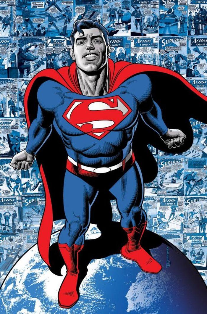 SUPERMAN RED & BLUE #2 (OF 6) COVER B BRIAN BOLLAND VARIANT - ÖN SİPARİŞ KAPORA ÖDEMESİ