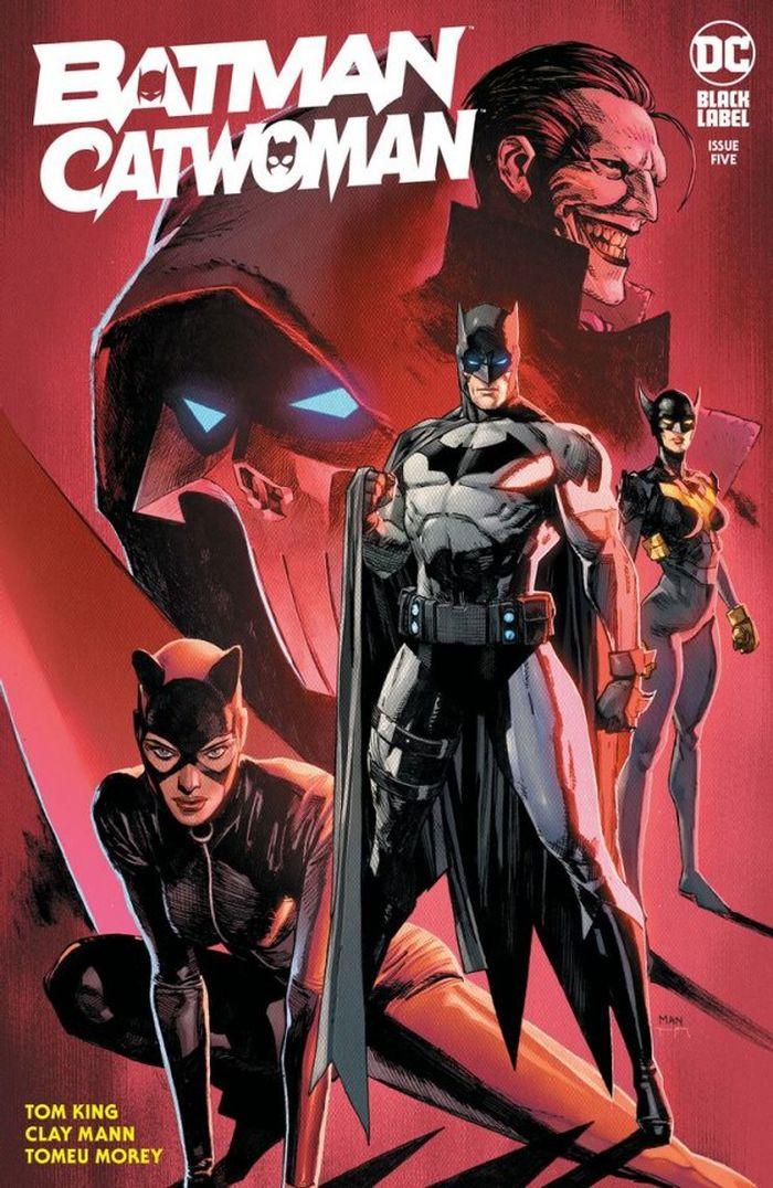 BATMAN CATWOMAN #5 (OF 12) COVER A CLAY MANN - ÖN SİPARİŞ KAPORA ÖDEMESİ