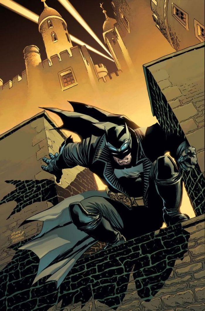 BATMAN THE DARK KNIGHT #1 (OF 6) COVER B ANDY KUBERT CARD STOCK VARIANT - ÖN SİPARİŞ KAPORA ÖDEMESİ