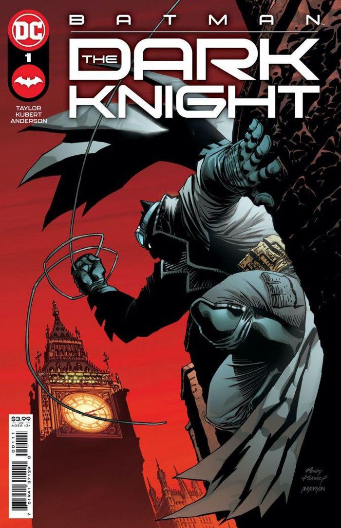 BATMAN THE DARK KNIGHT #1 (OF 6) COVER A ANDY KUBERT - ÖN SİPARİŞ KAPORA ÖDEMESİ
