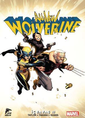 """All New Wolverine Cilt 2 """"İç Savaş II"""""""