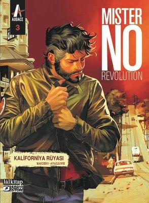 Mister No Revolution Sayı: 3 - Kaliforniya Rüyası