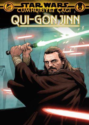 Star Wars: Cumhuriyet Çağı, Qui-Gon Jinn
