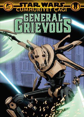 Star Wars: Cumhuriyet Çağı, General Grievous