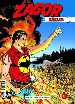 Zagor Kökler Sayı: 6 - Darkwood Kahramanı