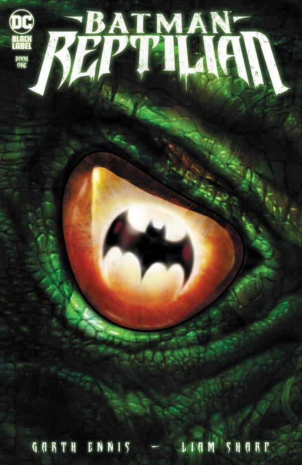 BATMAN REPTILIAN #1 (OF 6) COVER A LIAM SHARP - ÖN SİPARİŞ KAPORA ÖDEMESİ