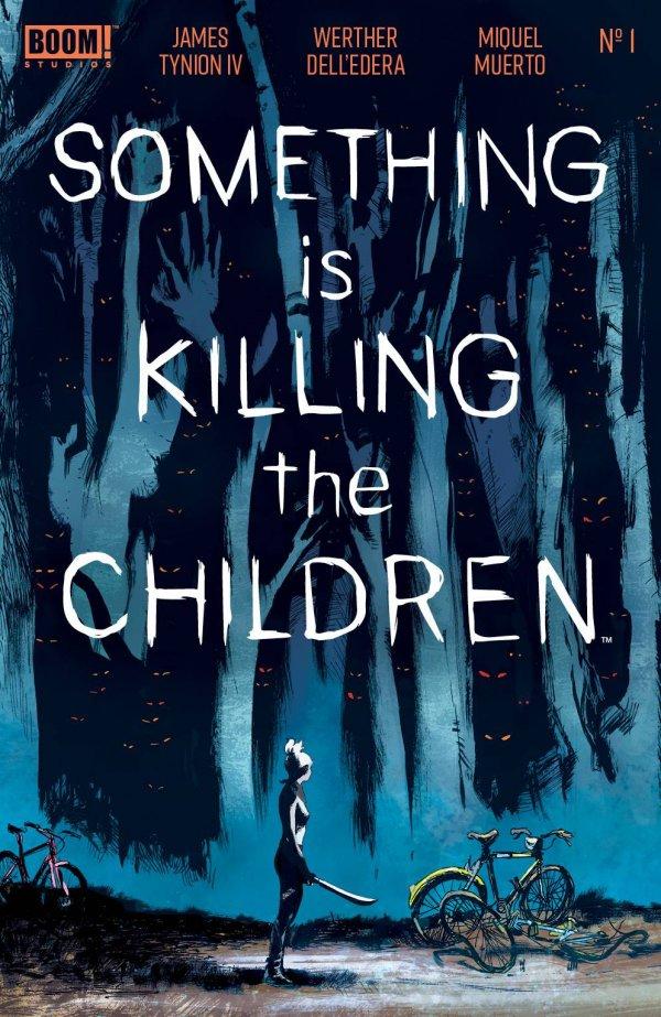 Something Is Killing The Children #1 LCSD 2020 Foil Variant