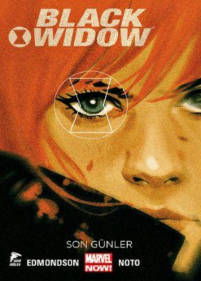 Black Widow Cilt 3 - Son Günler