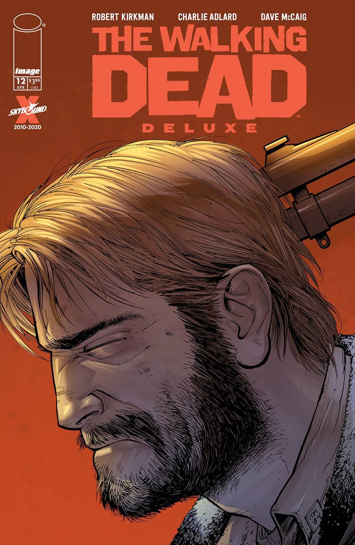 WALKING DEAD DLX #12 COVER B MOORE & MCCAIG