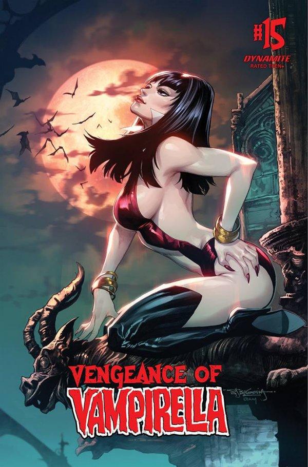 VENGEANCE OF VAMPIRELLA #15 COVER C SEGOVIA