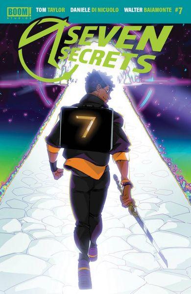 SEVEN SECRETS #7 COVER A MAIN