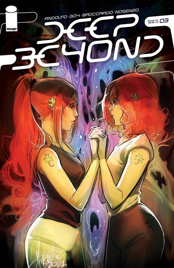 DEEP BEYOND #3 (OF 12) COVER B ANDOLFO