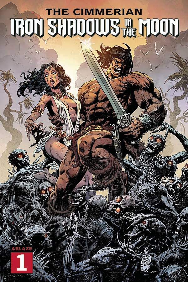 CIMMERIAN IRON SHADOWS IN MOON #1 COVER A LEVEL