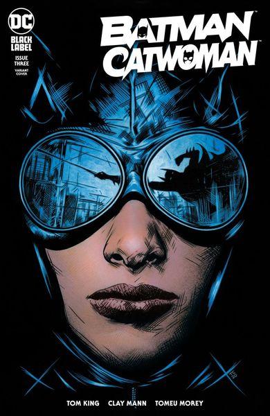 BATMAN CATWOMAN #3 (OF 12) COVER C TRAVIS CHAREST VARIANT