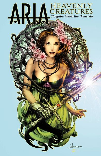 ARIA HEAVENLY CREATURES (ONE-SHOT) COVER A ANACLETO & HABERLIN