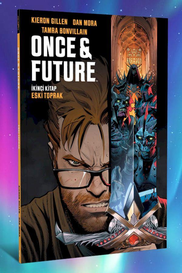 Once & Future Cilt 2: Eski Toprak - KAPAK A