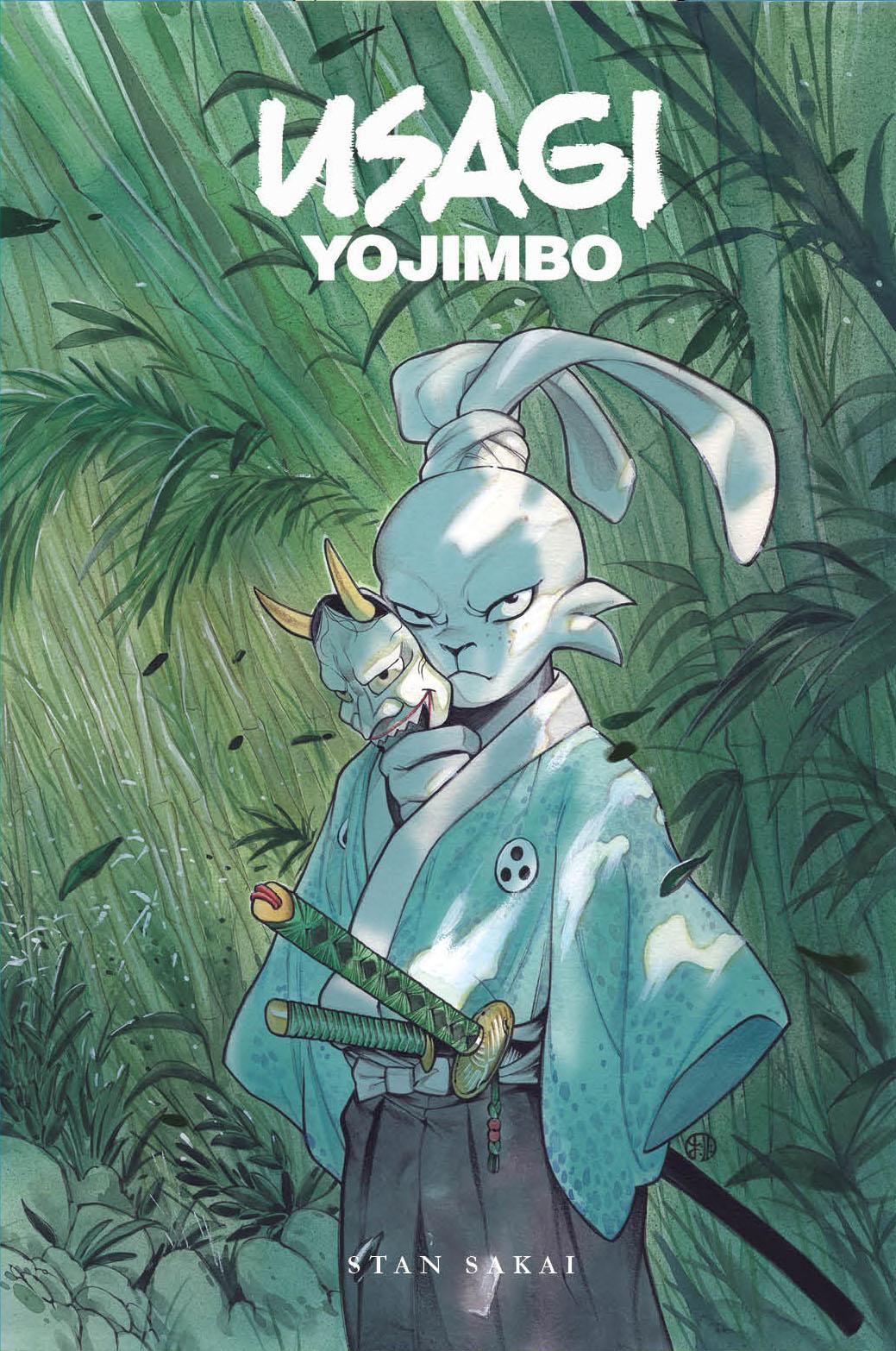 Usagi Yojimbo Cilt 2 (8-14. Sayılar Birarada) SERT KAPAK