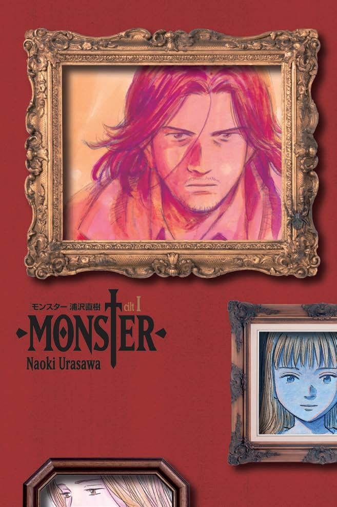 Monster Cilt 1
