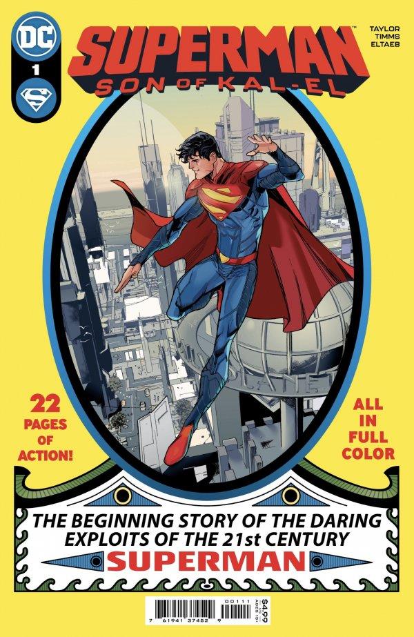 SUPERMAN SON OF KAL-EL #1 - ÖN SİPARİŞ KAPORA ÖDEMESİ