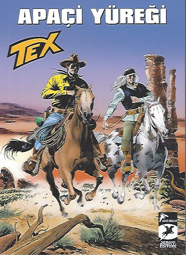 Tex 44 - Apaçi Yüreği
