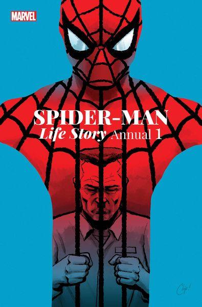 SPIDER-MAN LIFE STORY ANNUAL #1 - ÖN SİPARİŞ KAPORA ÖDEMESİ
