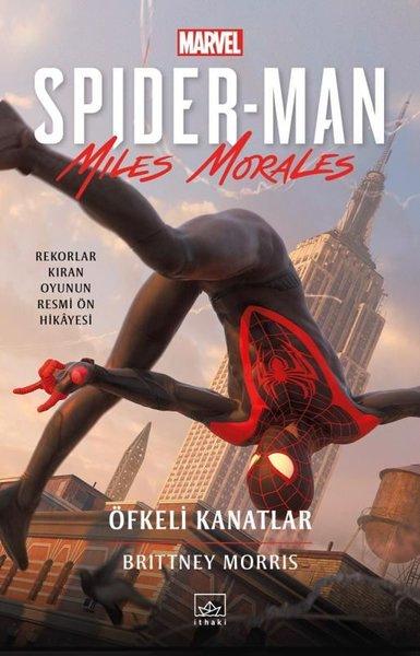 Spider-Man: Öfkeli Kanatlar Bir Marvel Evreni Romanı