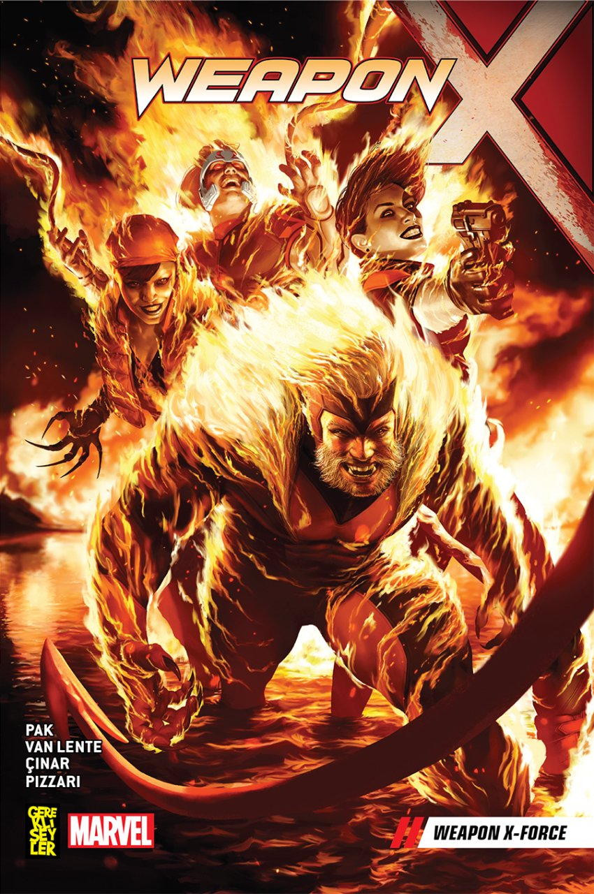 Weapon X 5 : Weapon X-Force