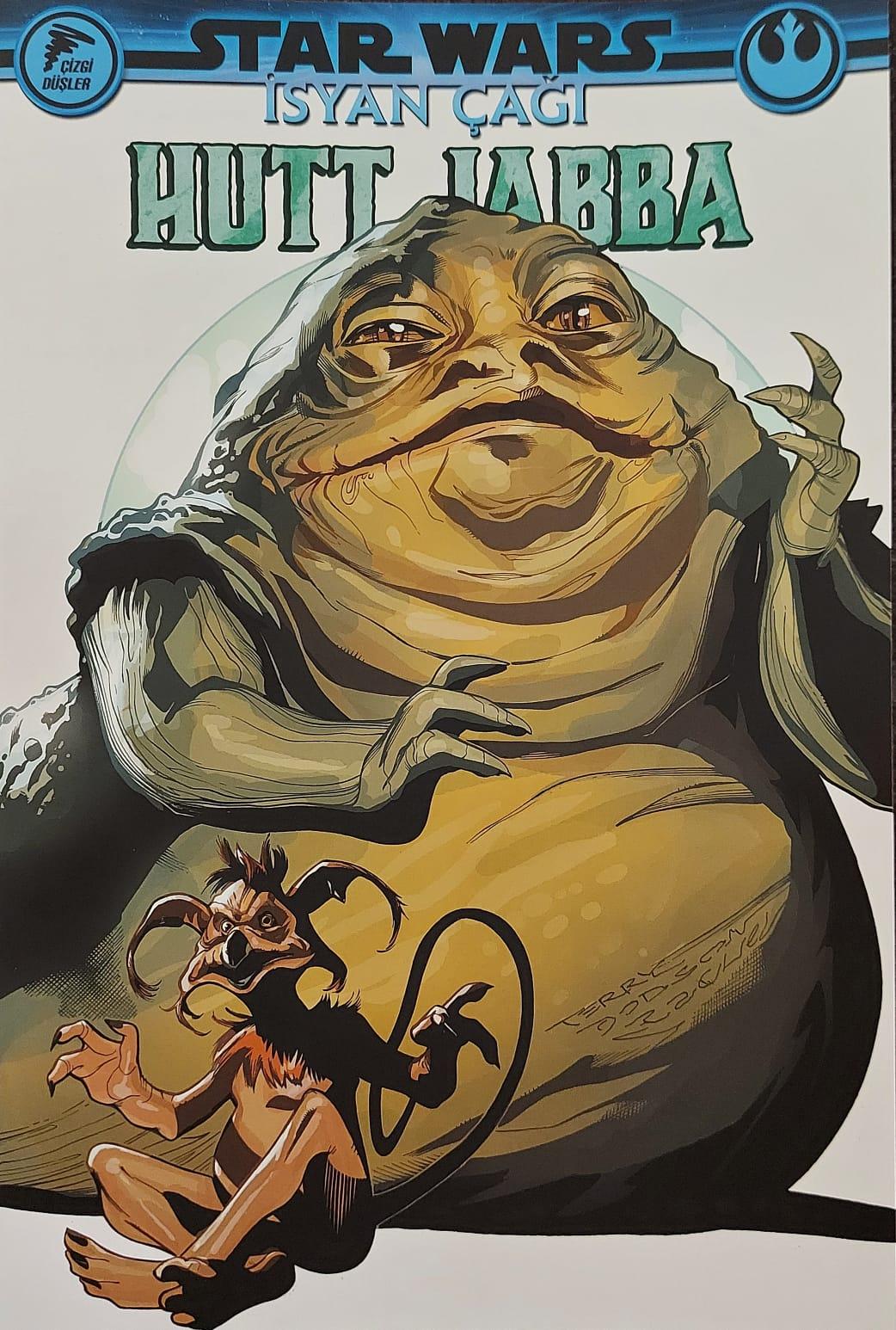 Star Wars İsyan Çağı - Hutt Jabba