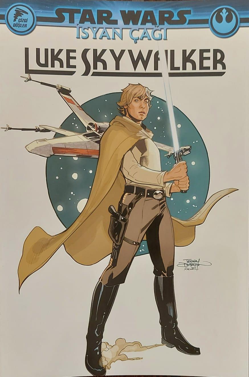 Star Wars İsyan Çağı - Luke Skywalker