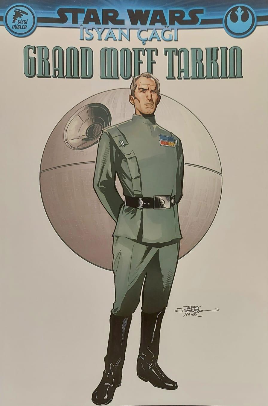 Star Wars İsyan Çağı - Grand Moff Tarkin