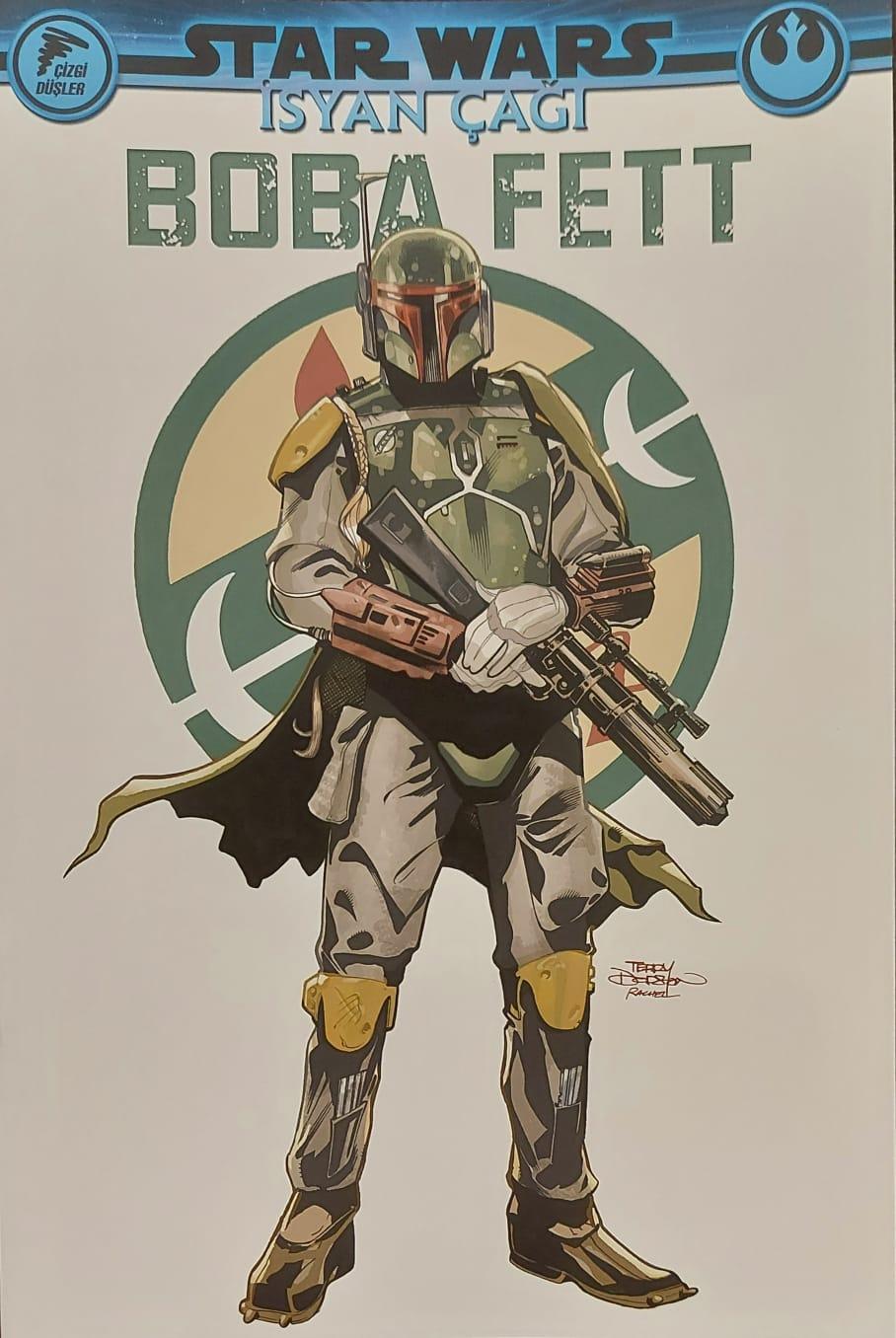 Star Wars İsyan Çağı - Boba Fett