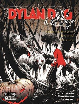 Dylan Dog Maxi Albüm 22 - Güneş Gibi Kırmızı Kurşun Gibi Sıcak