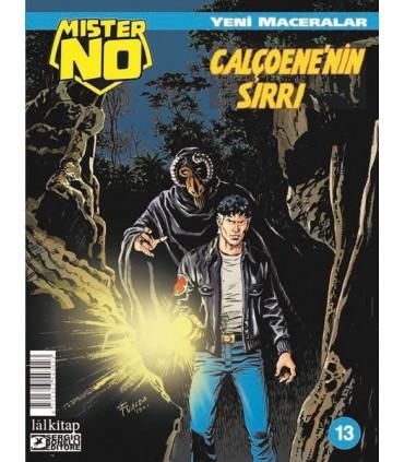 Mister NO Yeni Maceralar Sayı 13 - Calçoene'nin Sırrı