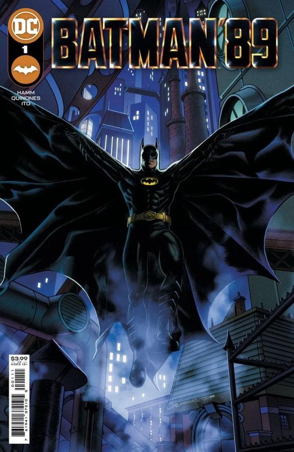BATMAN 89 #1 - ÖN SİPARİŞ KAPORA ÖDEMESİ