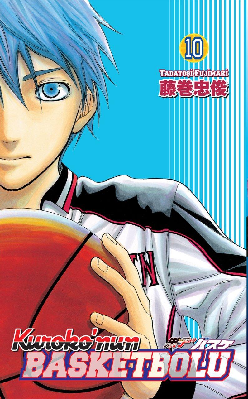 Kuroko'nun Basketbolu 10.Cilt