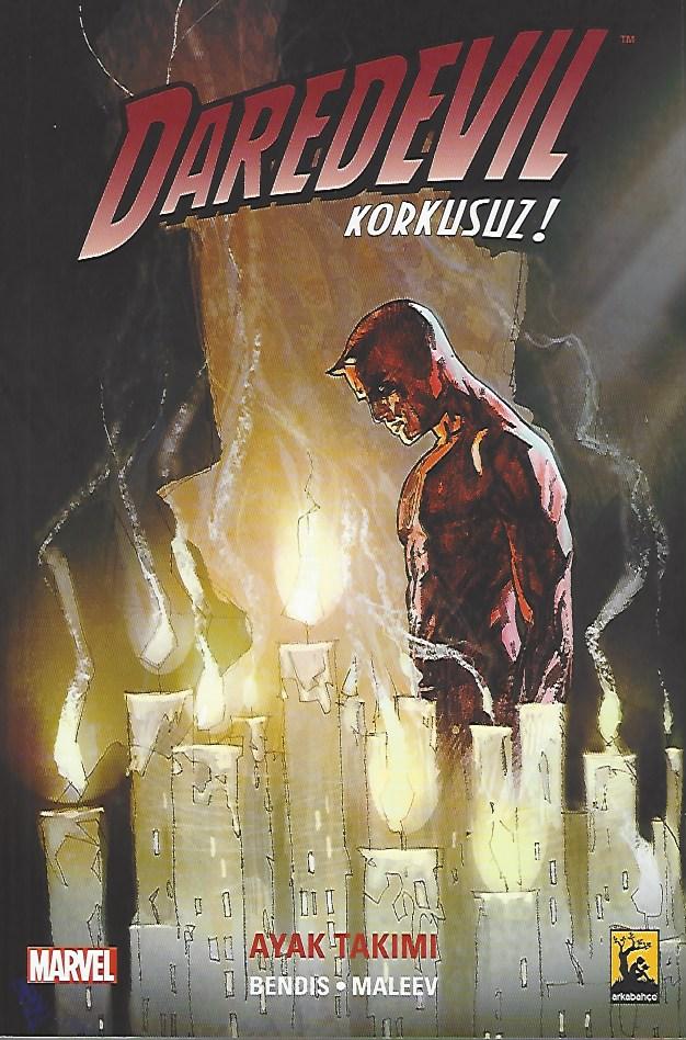 Daredevil Cilt 3: Ayaktakımı (Kapak B)