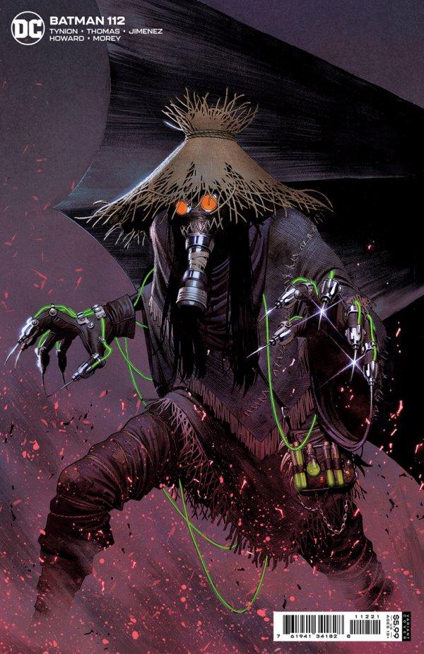 BATMAN #112 - ÖN SİPARİŞ KAPORA ÖDEMESİ