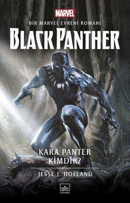 Kara Panter Kimdir? - Bir Marvel Evreni Romanı