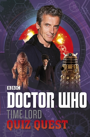 Doctor Who Time Lord Quiz Quest SC (2015 Penguin Books)