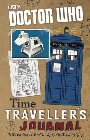 Doctor Who Time Traveller's Journal SC (2015 Penguin Books)