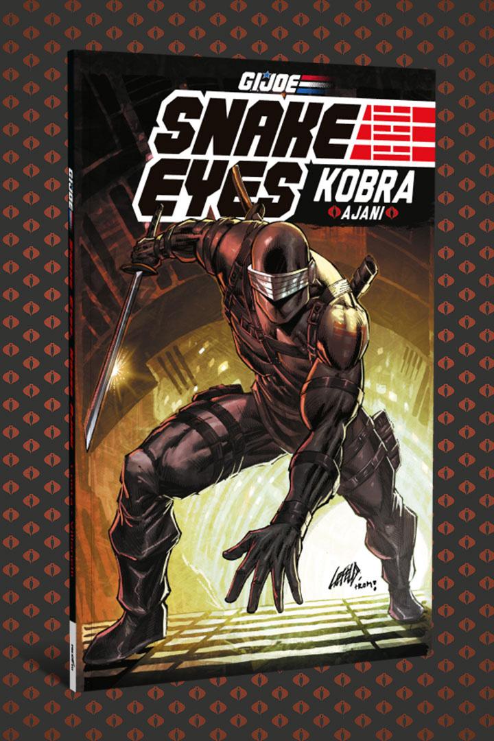Snake Eyes: Kobra Ajanı - Kapak A