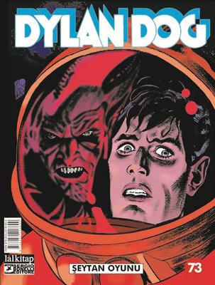 Dylan Dog Sayı 73 - Şeytan Oyunu