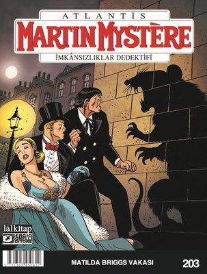 Martin Mystere Sayı 203 - Matilda Briggs Vakası