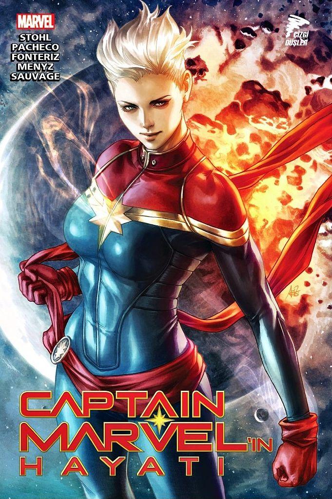 Captain Marvel'ın Hayatı
