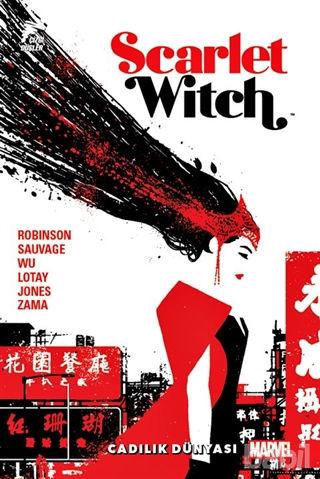 Scarlet Witch Cilt 2: Cadılık Dünyası