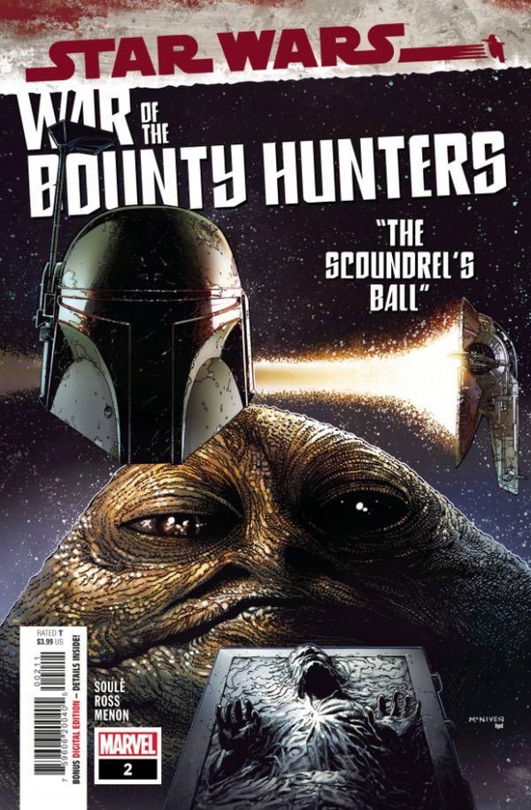 STAR WARS WAR BOUNTY HUNTERS #2 (OF 5)
