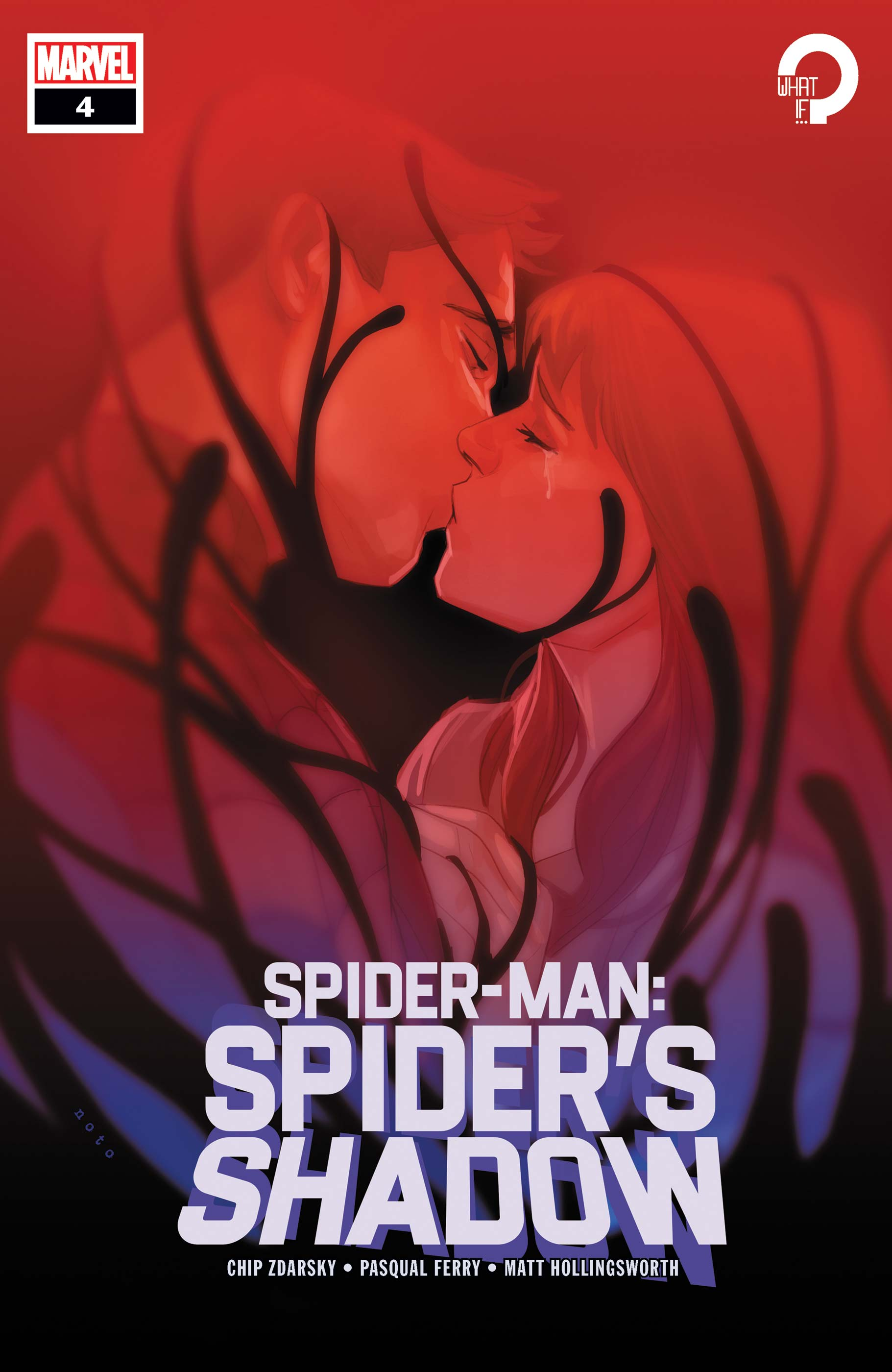 SPIDER-MAN SPIDERS SHADOW #4 (OF 5)