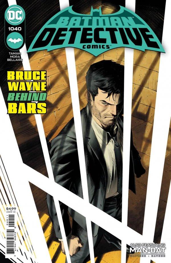 DETECTIVE COMICS #1040 COVER A DAN MORA